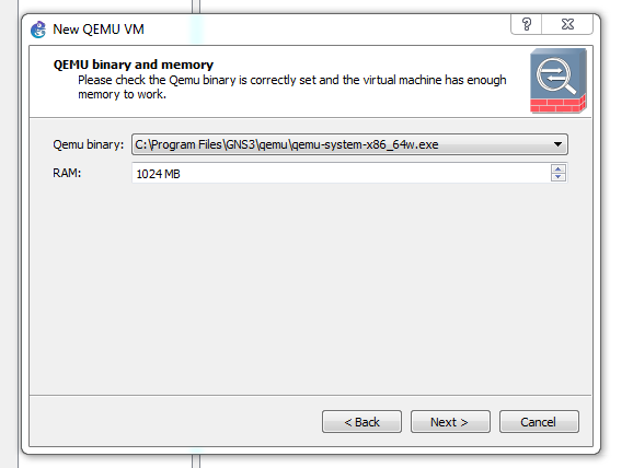 How to use Cisco ASA 8 4 with GNS3 - Srijit Banerjee's Blog